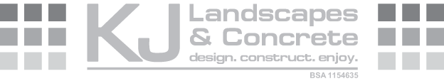 KJ Landscapes & Concrete