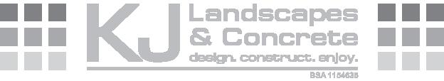 KJ Landscapes & Concrete